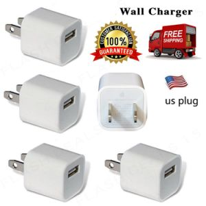 High Quality Original USB Wall Charger Plug for iPhone pictures & photos