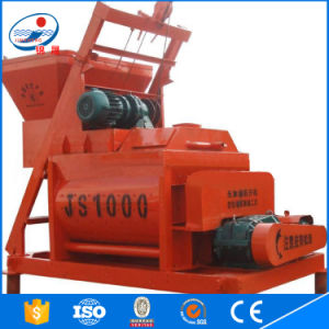 Js 1000/2016 New Product/High Quality 1 Cubic Meters Concrete Mixer pictures & photos