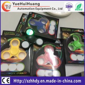 2017 New Toy Mix Color LED Fidget Spinner Hand Spinner pictures & photos
