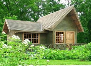 Beautiful Facade Wooden Style Comfortable Warm and Cool Modular Prefabricated Home pictures & photos