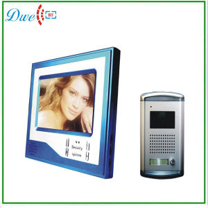 "Home Security 7"" Inch TFT Touch Screen LCD Color Video Door Phone Doorbell Intercom System Night Vision Eye Camera Doorphone pictures & photos"