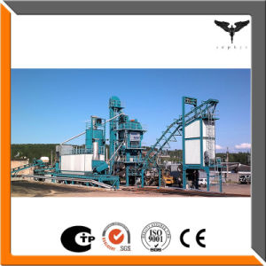 Durable High Efficiency Asphalt Drum Mix Plant /Bitumen Batching Plant 80t/H pictures & photos