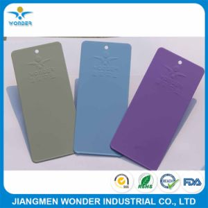 Impact Resisting Candy Colors Sand Rough Texture Powder Coating Paint pictures & photos