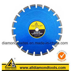 Laser Welded Diamond Saw Blade pictures & photos