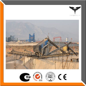 New Brand Stone Processing Silica Sand Stone Crushing Breaking Production Line pictures & photos