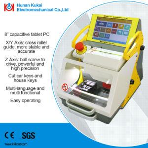 Original Sec-E9 Key Cutting Machine 220V 120W Auto Key Duplication Machine Made in China Fast Ship pictures & photos