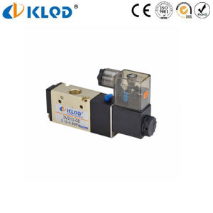 3V300 Series 3 Way Aluminum 24 Volt Solenoid Air Valve pictures & photos