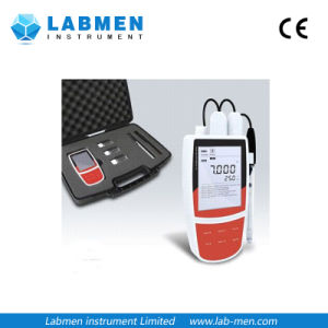Portable Standard pH/Mv Meter with USB Communication Interface pictures & photos