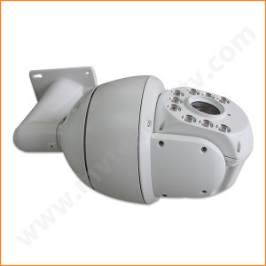 1080P 2.0 Megapixel IP PTZ HD IR High Speed Dome IP Camera pictures & photos