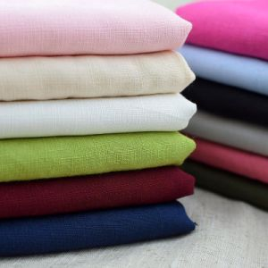 Woven Textile Spandex Nylon Rayon Slub Fabric pictures & photos