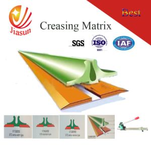 Creasing Matrix Used on Die-Cutting Machine pictures & photos