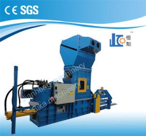 Hba40-7575 Corrugated Box Hydraulic Baling Machine pictures & photos