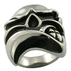 Custom Mens Designer Finger Ring pictures & photos