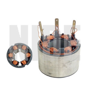 High Efficiency BLDC Motor, Fan Motor Stator Automatic Needle Winding Machine pictures & photos