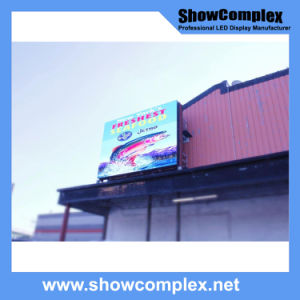 Outdoor Full Color LED Display Signs for Advertisement with Aluminum Panel (pH10 960mm*960mm) pictures & photos