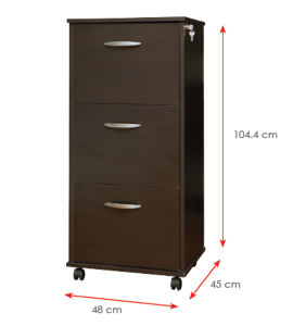 Wooden Wardrobe /Nightstands /Shoes Case /Side Cabinet (HX-DR148) pictures & photos