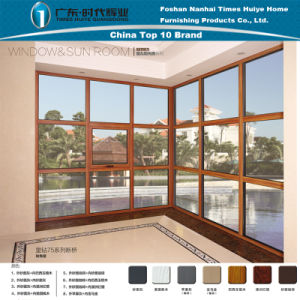 Aluminium/Aluminum Tilt and Turn Window Mix Fixed Window pictures & photos
