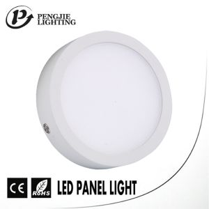 8W Ultra Narrow Edge LED Surface Panel Light for Indoor Lighting pictures & photos