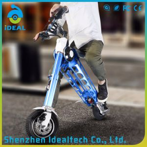 350W 10 Inch Folded Electric Mobility Two Wheels Scooter pictures & photos