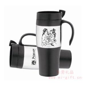 Ceramic Coffee Mug, Promotional Porcelain Mug with Lid pictures & photos