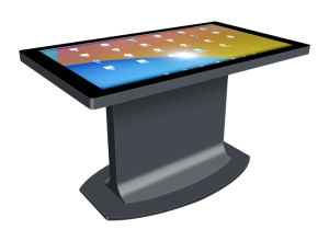 43 Inch LCD Interactive Touch Screen Table Display Player pictures & photos
