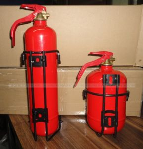 Brazil Type 1kg DCP Empty Cylinder Car ABC Fire Extinguisher pictures & photos