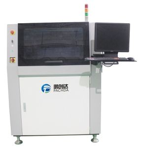 Gluing Machine for PCB Board and Underfill Process