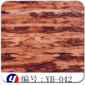 Tsautop 0.5/1m Width Hydrographic Film Wood Hydro Graphics Film pictures & photos