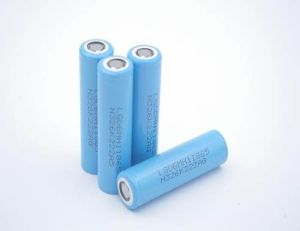 High Capacity Lithium-Ion Battery Cell, 3.7V 3200mAh LG-Mh1 pictures & photos