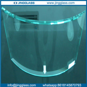 3-22mm Hot Curved Glass Curtain Wall with Ce pictures & photos