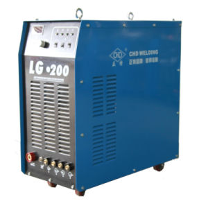 Cut 200 Portable CNC Air IGBT Plasma Cutter Machine pictures & photos