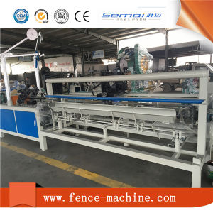 Automatic Chain Link Wire Mesh Fence Weaving Machine Factory Price pictures & photos