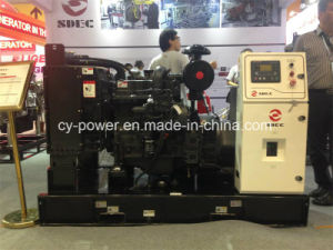 Shanghai Diesel Engine Sdec Industrial Engine Sc4h95D2 for 50kw Genset pictures & photos