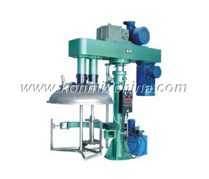 Double Shaft High Speed Mixer with Vacuum Function pictures & photos