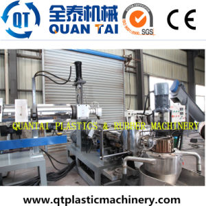 LDPE Film Recycling Granulating Machine pictures & photos