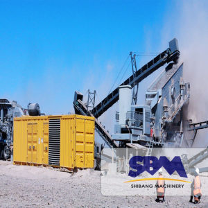 Sbm Large Capacity Reliable Cement Mill, Wet Cement Ball Mill Machine pictures & photos