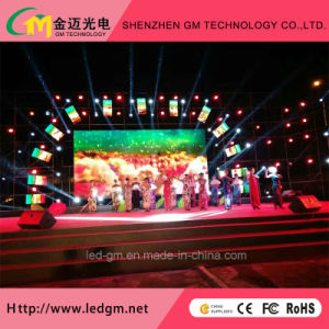Indoor P5 HD Full Color Fix LED Screen/Video Wall, Rental Stage Show pictures & photos