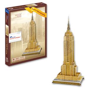DIY Paper Puzzle Toys 3D Jigsaw Puzzle (H8630005) pictures & photos