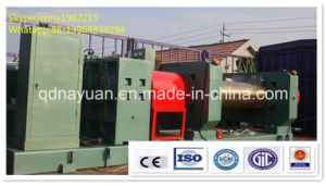 Used/Waste Tire Block Braker for Rubber Powder Production Line pictures & photos