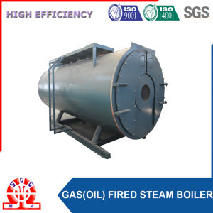 Oil / Gas Fired Steam Boiler Supplier pictures & photos