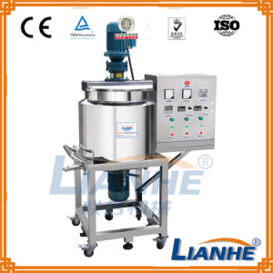 Ce Proved Liquid Soap and Shampoo Making Mixing Machine pictures & photos