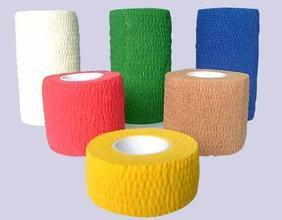 Top Quality Ce Certified Adhesive Bandage Cohesive Bandage Elastic Bandage pictures & photos