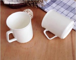 Wholesale Ceramic 11oz Bulk White Coffee Mugs pictures & photos