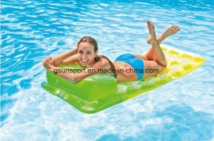 2017 Water Mattress Inflatable Floating Cup Holder