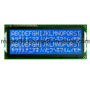 Monochrome LCD 20X4 COB Character LCD pictures & photos