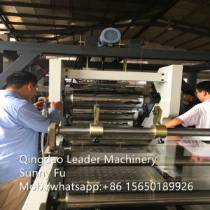 High Output Pet/PP Plastic Sheet Extrusion Line pictures & photos