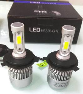 54W S2 COB Car Light LED Headlamp LED Auto Light LED Fog Light