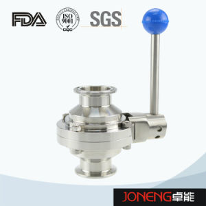 Stainless Steel Butterfly Type Sanitary Welded Ball Valve (JN-BLV1004) pictures & photos