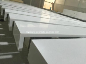 Pure White Quartz Stone Countertop pictures & photos