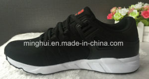 China Hebei Mesh Material Sport Shoes pictures & photos